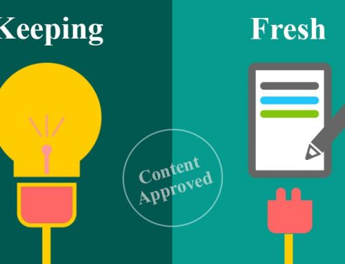 5 Tips to have fresh content on your blog